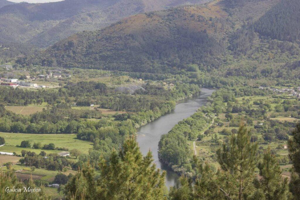 Río Sil desde A Conchada