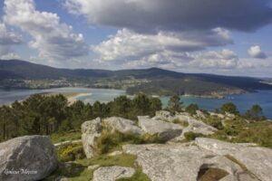 Mirador Monte Branco de Ponteceso