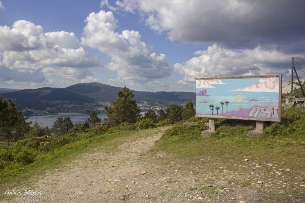 Mirador de Monte Branco