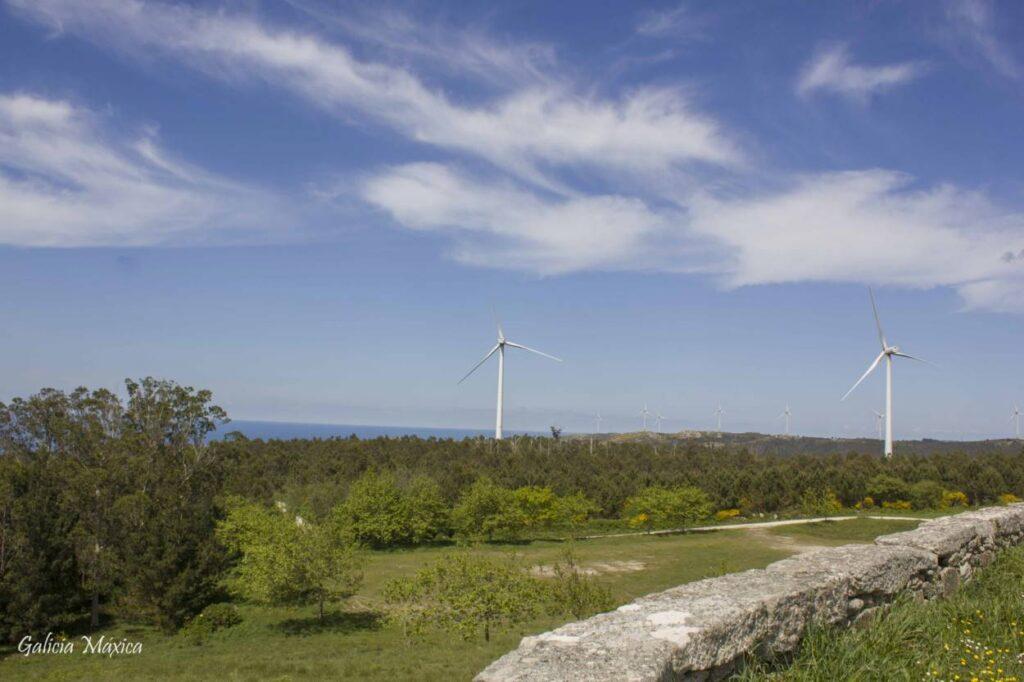 Parque eólico de Monte da Barda