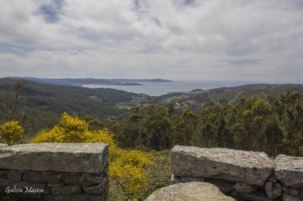 Vistas desde Monte do Faro