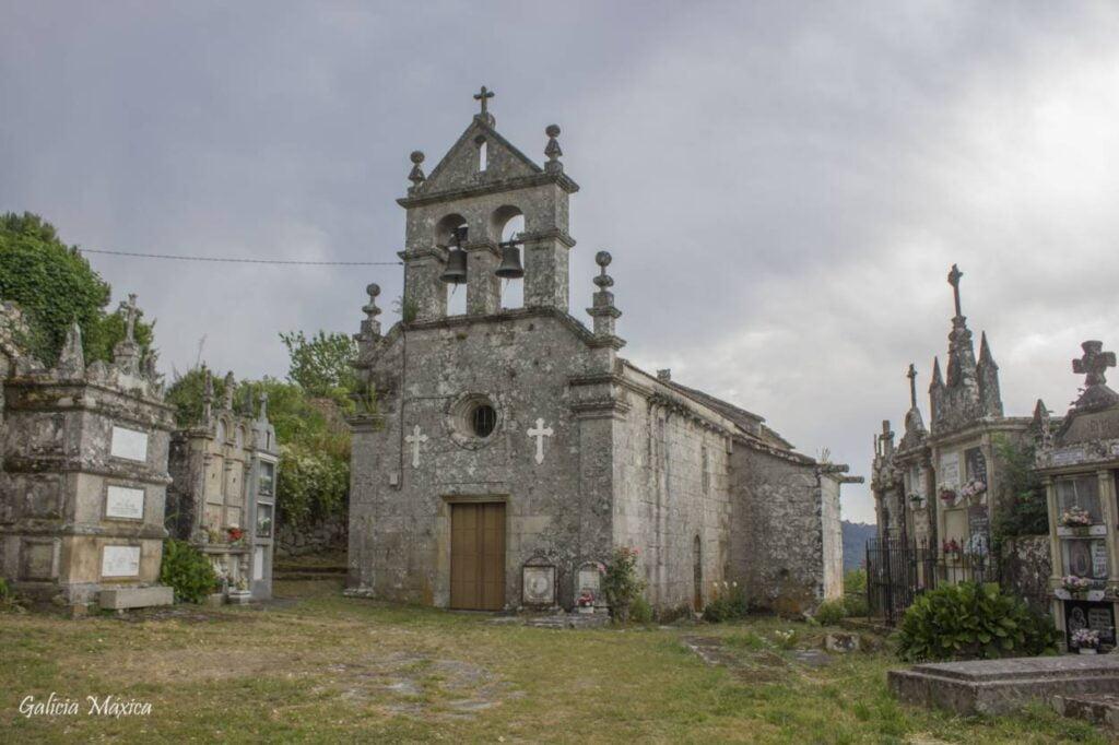 Iglesia de Laxas