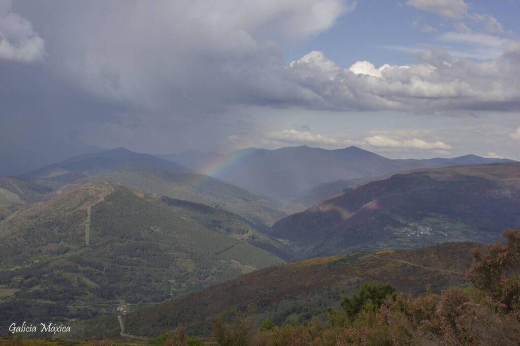Montañas de O Courel