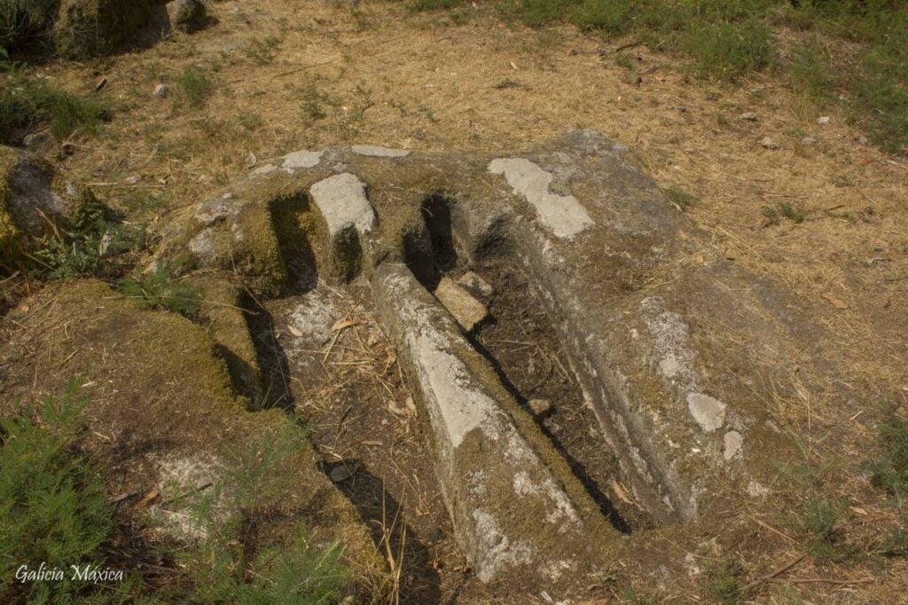 Enterramientos de Pombeiro