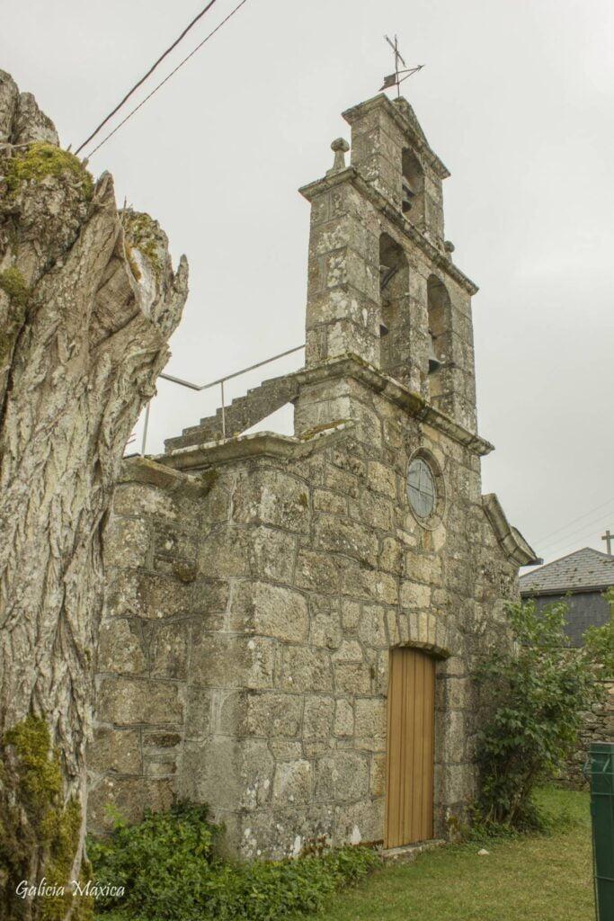 Iglesia de Santa María de Pena Folenche