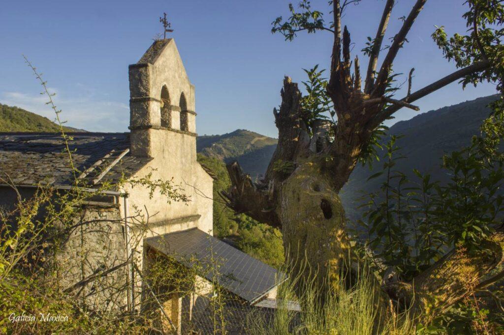 Iglesia de Santa Catalina de San Fiz