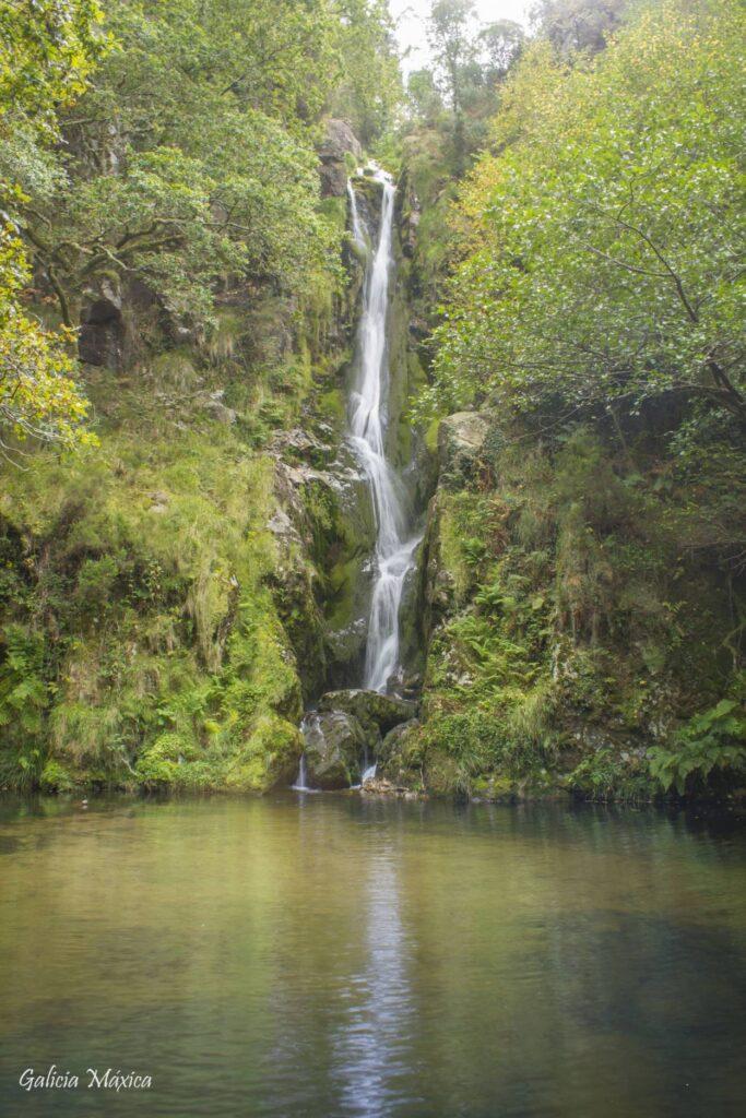 Cascada de Xove, cerca de Viveiro