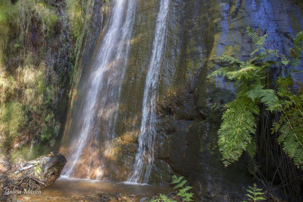 Cascada de Vilamor