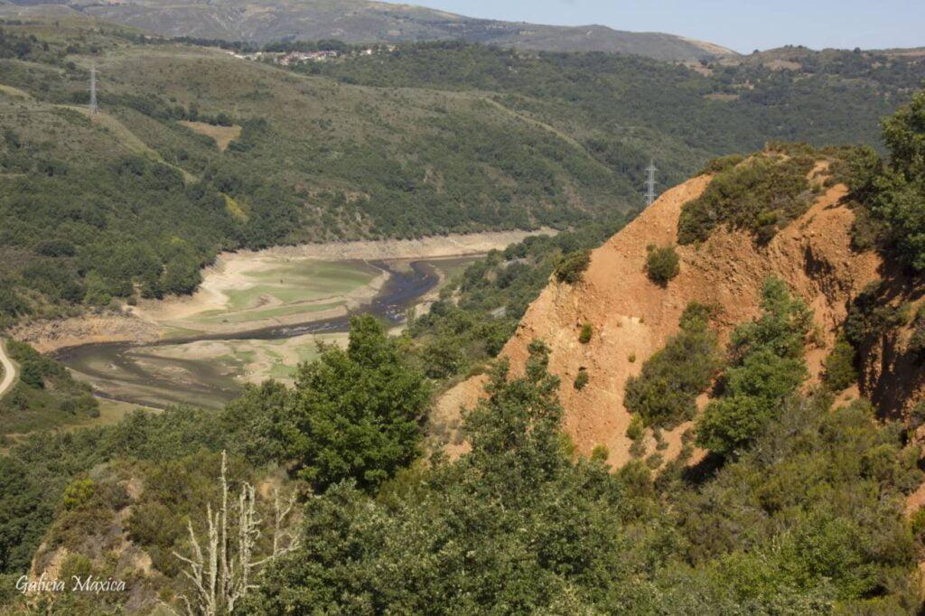 Minas de As Borreas