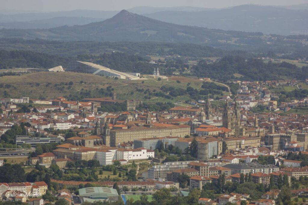 Ciudad de Santiago de Compostela